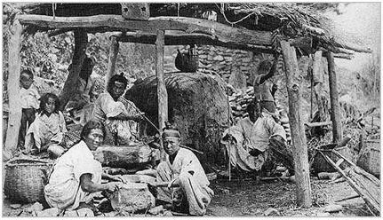 日本統治前の一般的なバ韓国塵ども