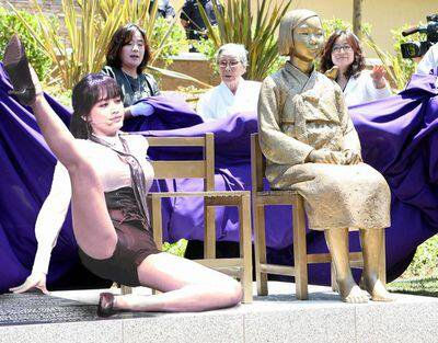 レイプと売春なしでは生きられない屑バ韓国塵ども