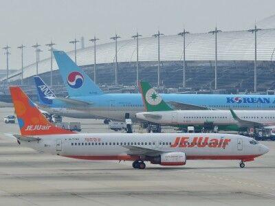 バ韓国・大韓航空が大阪・仁川線を再開だと!?