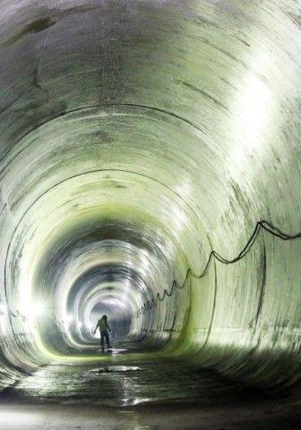 豪雨の際に役立たずだったバ韓国の雨水貯留施設