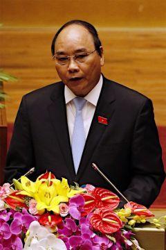 ベトナムのグエン・スアン・フック新首相