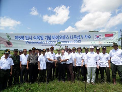 無駄に終わったインドネシアにおける韓国の植林事業ww