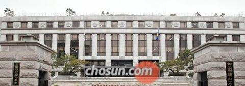 崩壊間近のバ韓国憲法裁判所