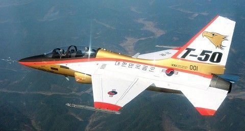 T50の技術を中国に売り渡す気マンマンのバ韓国