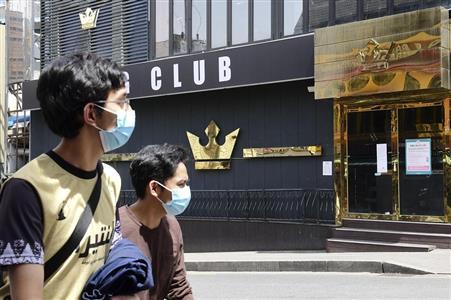 ハッテン場の閉鎖を嘆くバ韓国塵ども
