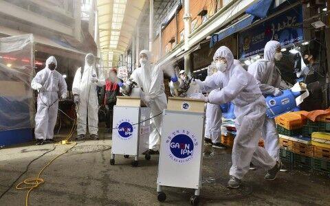 低能バ韓国塵には新型コロナウイルスの治療なんて無理