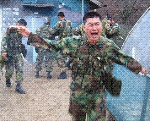 キチガイを理由に早期除隊するのがバ韓国でブームにwwww