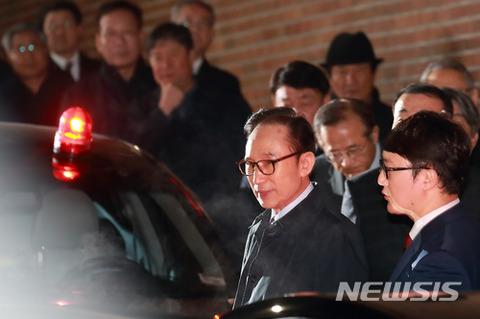 バ韓国の大統領経験者は全匹犯罪者