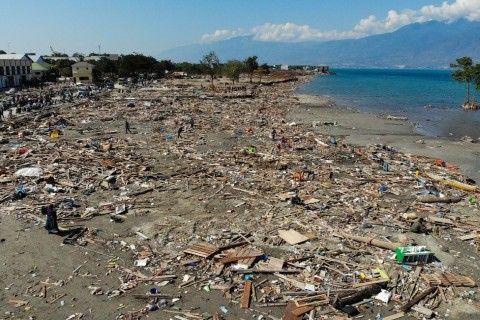 インドネシア津波の支援一番乗りだったことを自慢するバ韓国