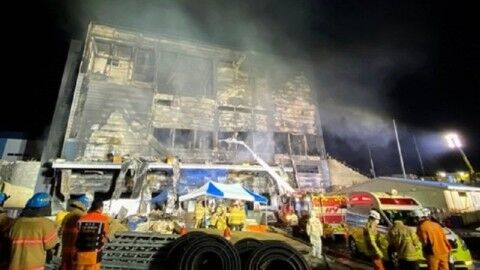バ韓国・工事現場火災。安全義務が守られていなかった