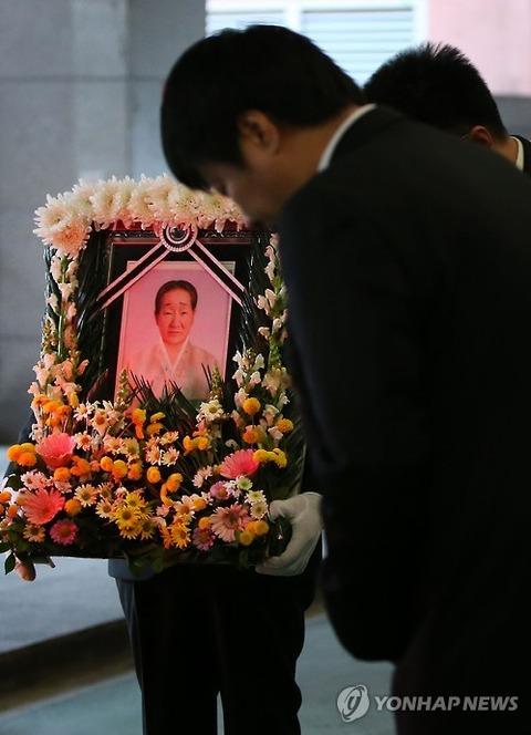 追軍売春婦がまた1匹死亡!!