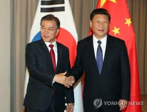相変わらずコウモリ外交健在のバ韓国