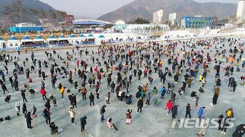 氷が割れてバ韓国塵が大量に死にますように