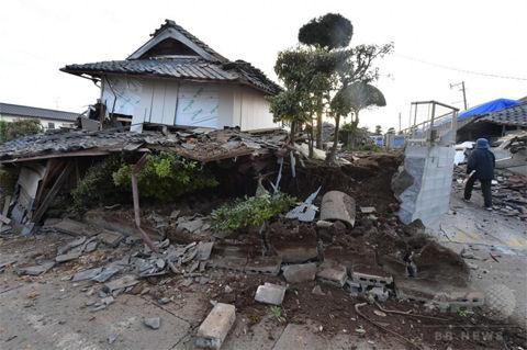 熊本地震の被災地で屑チョン泥棒が暗躍中