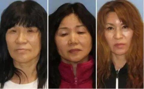 米国で荒稼ぎしていたバ韓国の売春婦ども