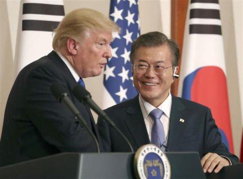 米中だけでなく、北の顔色も伺うバ韓国・文在寅