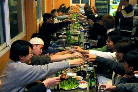 バ韓国政府が禁酒区域を発表