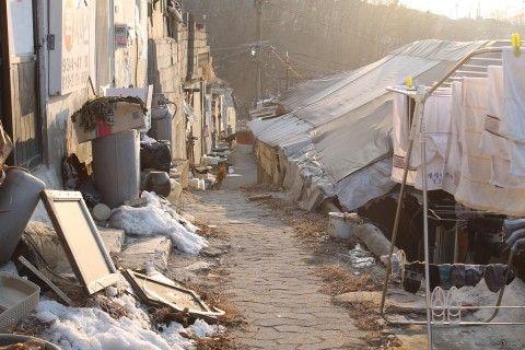 バ韓国の低所得者の暮らしはまさに地獄