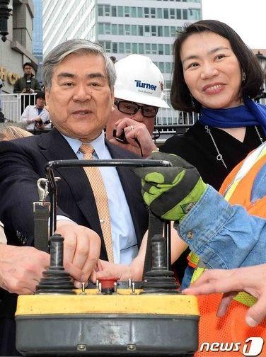 ナッツ婆の父・趙亮鎬が五輪組織委員の職務放棄
