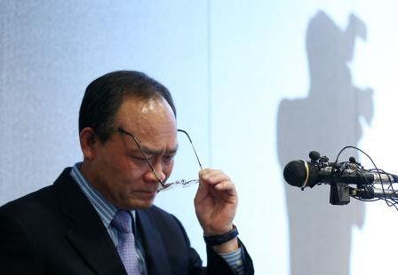 自殺に見せかけて殺された「慶南企業」の成完鍾会長