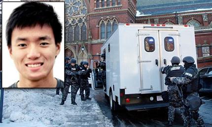 ハーバード大学の爆弾騒ぎは韓国人学生のイタズラでした
