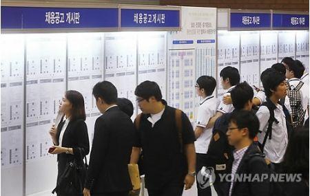 失業者の増加が止まらないバ韓国