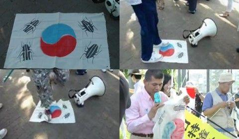 バ韓国塵の命はゴキブリ未満の価値しかない