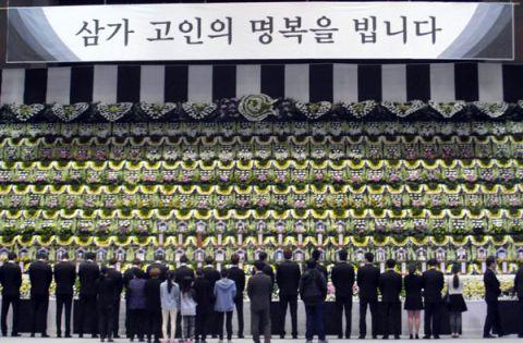 自殺はバ韓国塵にできる数少ない善行