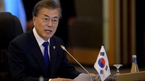 発狂度が加速しているバ韓国の文大統領