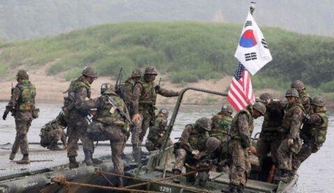 バ韓国との合同演習は時間の無駄