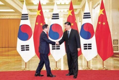 世界の嫌われ者、バ韓国と中国