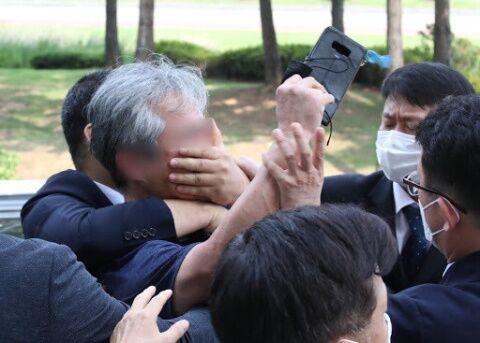バ韓国塵は犯罪をしないと生きていられない