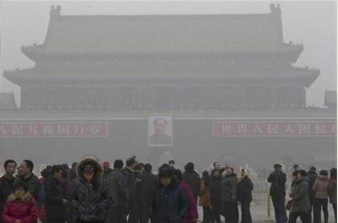 中国の大気汚染はもはや手の施しようが無い