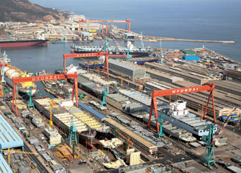 ついに受注ゼロを記録したバ韓国の造船業大手三社