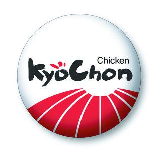 旭日旗を思わせるKyochonのロゴ