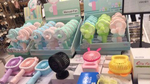 バ韓国で売られている扇風機は爆発するのが前提
