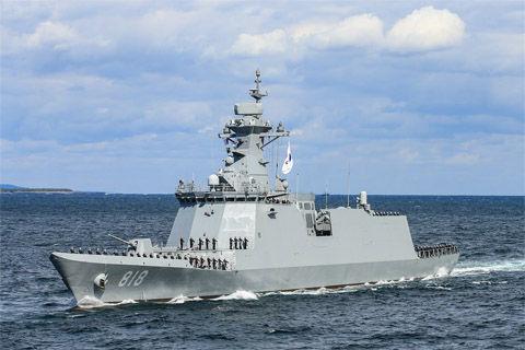 バ韓国の海軍は戦力ゼロ