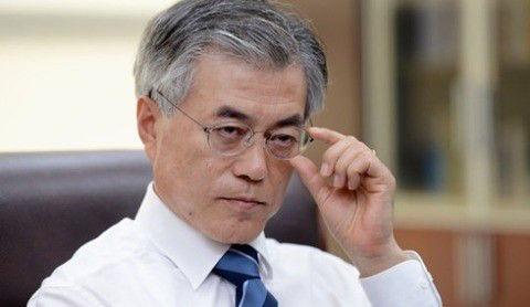 バ韓国が文大統領グッズを発売