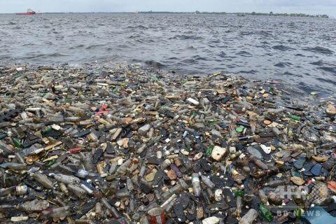 バ韓国と中国が消えれば海洋汚染の9割が解消される