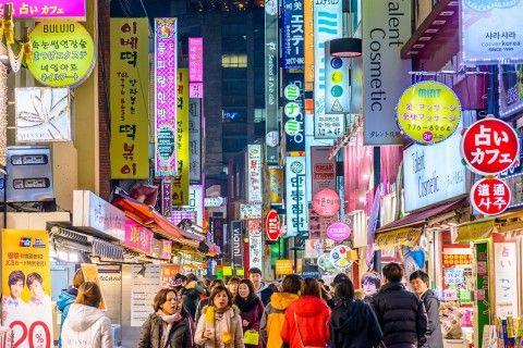 観光価値が存在しないバ韓国