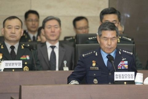論文盗用が発覚したバ韓国の国防部の長官