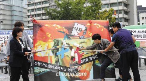 バ韓国で反米感情が急増中