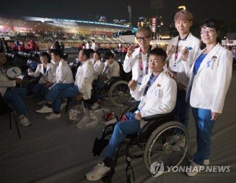 アジアパラ大会に健常者を出場させたバ韓国