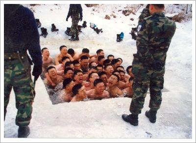使い物にならないバ韓国軍