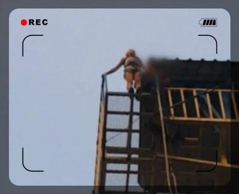 バ韓国のバンジージャンプ施設で屑チョンらしい事故発生