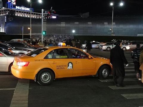 バ韓国タクシーはぼったくりとレイプだらけ