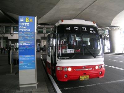 バ韓国のバスは悪臭満載!