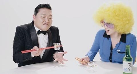 ウンコ酒がお似合いの韓国人