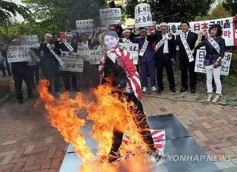 バ韓国塵を信頼するのは自殺行為です