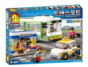 オックスフォードのブロック玩具。レゴのパクリです